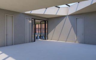 Atelier 4D lauréat pour la construction d'un bâtiment scolaire à Jurbise