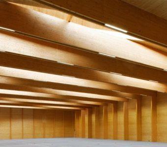Salle de sport du collège du Christ-Roi