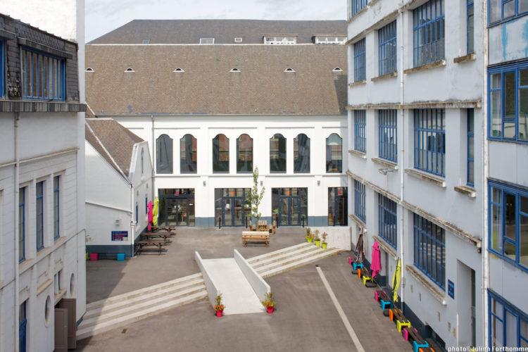 Ecole des ursulines atelier4d