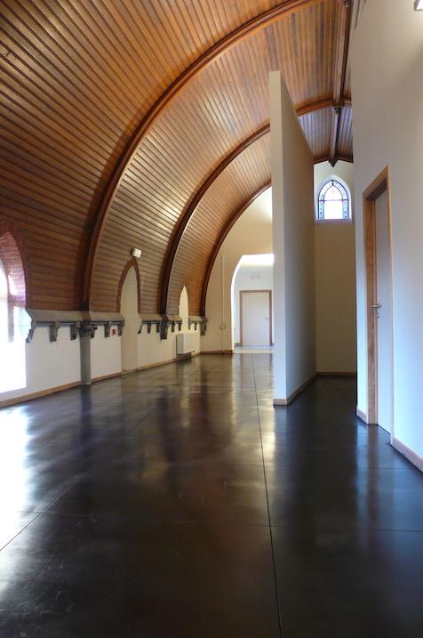 Chapelle de l'Institut François d'Assise à Bouge
